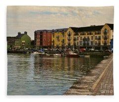 Waterford Waterfront Fleece Blanket