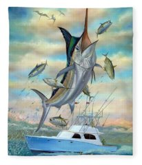 Waterman Fleece Blanket