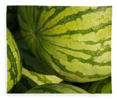 Watermelons Fleece Blanket