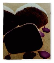 Waxy Stones Fleece Blanket