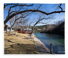 Fleece Blanket featuring the photograph We Are Trees And We Are Life by John Wadleigh