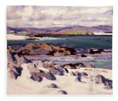 White Sands   Iona  Fleece Blanket