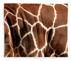 Wildlife Patterns  Fleece Blanket