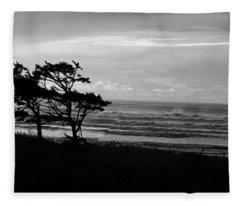 Windblown Fleece Blanket