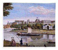 River Bank Fleece Blankets
