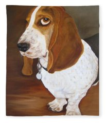 Winston Fleece Blanket