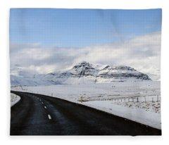 Winter's Way Fleece Blanket
