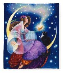 Wishes Fleece Blanket