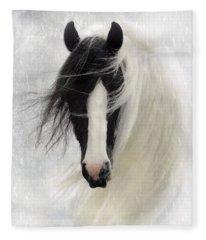 Wisteria  Fleece Blanket