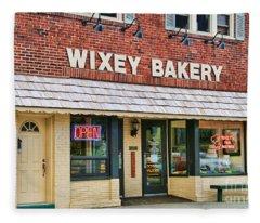 Wixey Bakery 0692 Fleece Blanket
