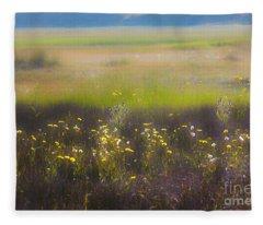 Wonderland 4 The Plains Fleece Blanket