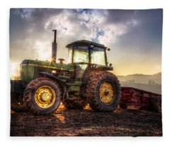 Workhorse II Fleece Blanket