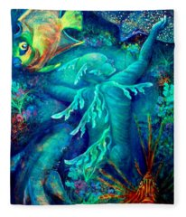 World Fleece Blanket