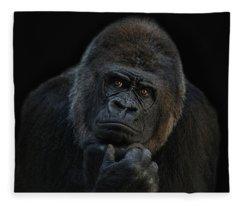 Ape Fleece Blankets