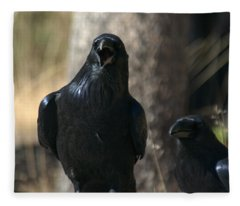 You Said It Friend Fleece Blanket