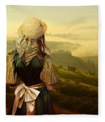 Young Traveller Fleece Blanket