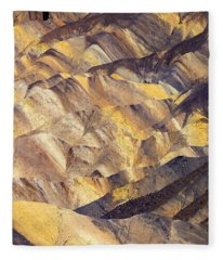Zabriskie Color Fleece Blanket