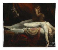 The Nightmare Fleece Blanket
