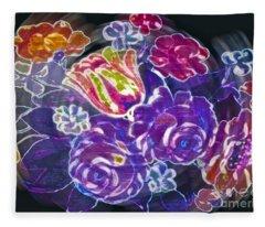 Lost Treasures Fleece Blanket
