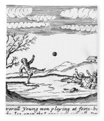 Sabbath Breakers, 1671 Fleece Blanket