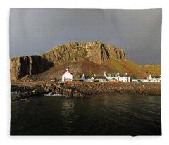 Seil Island Fleece Blanket