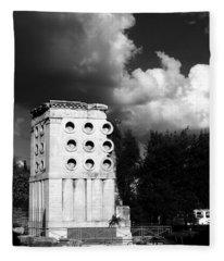 Tomb Of Eurysaces The Baker Fleece Blanket