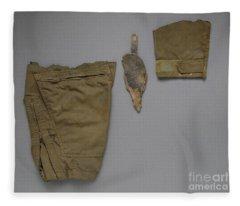 Unknown Soldier Identified Fleece Blanket