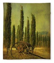 Tuscany Fleece Blanket