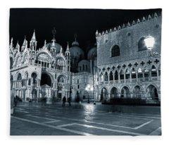 Venice Fleece Blanket
