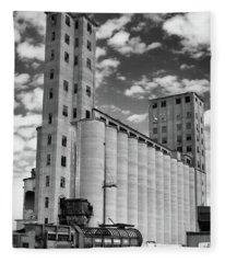 Abandoned 8910 Fleece Blanket
