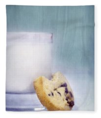 After School Snack Fleece Blanket