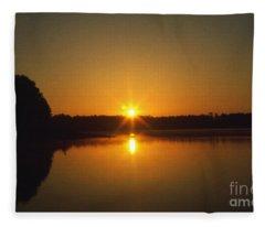 Alabama: Gulf State Park Fleece Blanket