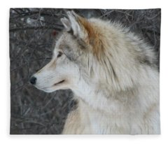 Alpha Fleece Blanket