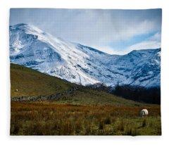 Amazing Grazing Fleece Blanket