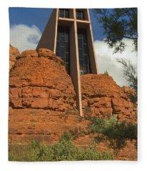 Arizona Outback 4 Fleece Blanket