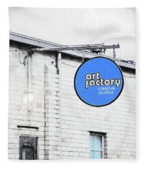 Art Factory Fleece Blanket