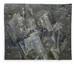 Asphalt Series - 5 Fleece Blanket