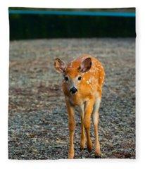 Bambi Fleece Blanket