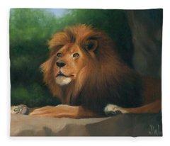 Big Cat Fleece Blanket