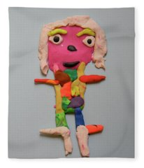 Caroline Fleece Blanket