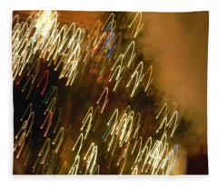 Christmas Card - Jingle Bells Fleece Blanket