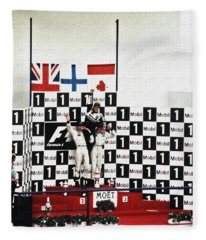 Circuito De Jerez 1997 Fleece Blanket