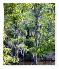 Cypress Strong Fleece Blanket