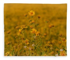 Daisy's Fleece Blanket