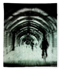 Delusions Fleece Blanket