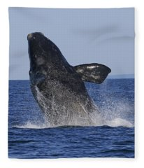 Discovering Another Dimension Fleece Blanket