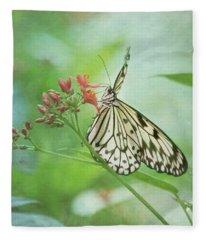 Fairy Dance Fleece Blanket