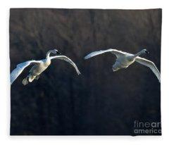 Final Approach Fleece Blanket