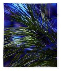 Florida Grass Fleece Blanket
