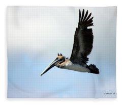 Fly Free Fleece Blanket